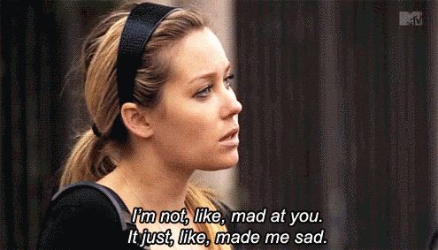 "When someone doesn't text you back but uploads a new Instagram picture: | 26 Times ""The Hills"" Perfectly Summed Up Dating"