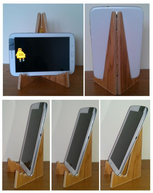 best 20 tablet stand ideas on pinterest ipad stand. Black Bedroom Furniture Sets. Home Design Ideas