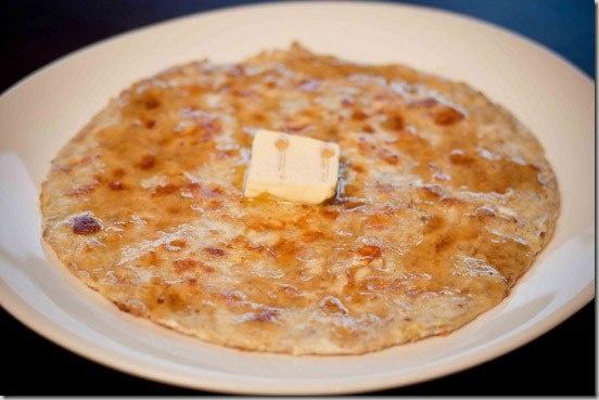 Paleo Banana Pancakes (2 Ingredients, 2 Ways)  #ThePrimalist