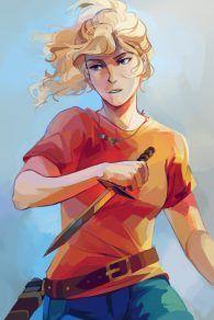 Annabeth Chase | Rick Riordan