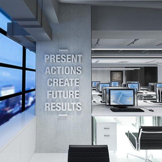 Create Results Office Wall Art 3d Wall Art Office Decor Etsy Office Wall Design Office Walls Office Wall Decor