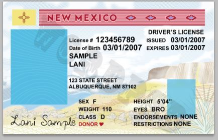 New Mexico Drivers License Template Registered Real Fake Pports Legally And Driver Id Cards Social Security