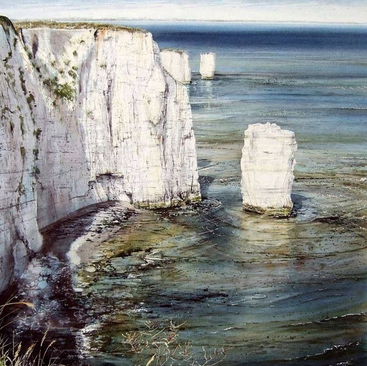 Deborah Walker. Watercolor