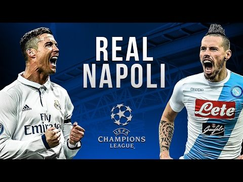Real Madrid vs Napoli ● Promo UcL 16 - 2 - 2017 - YouTube
