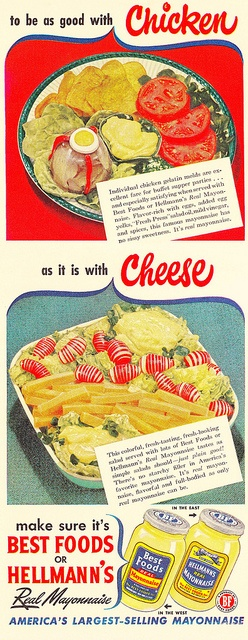 Vintage Food on oscar mayer luncheon meat