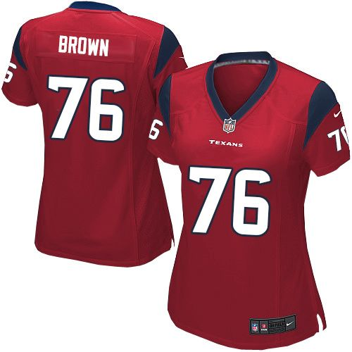 ... Nike Limited Duane Brown Red Womens Jersey - Houston Texans 76 NFL  Alternate Factory Price NFL Jerseys - Wholesale Pittsburgh Steelers ... 4082c4a65