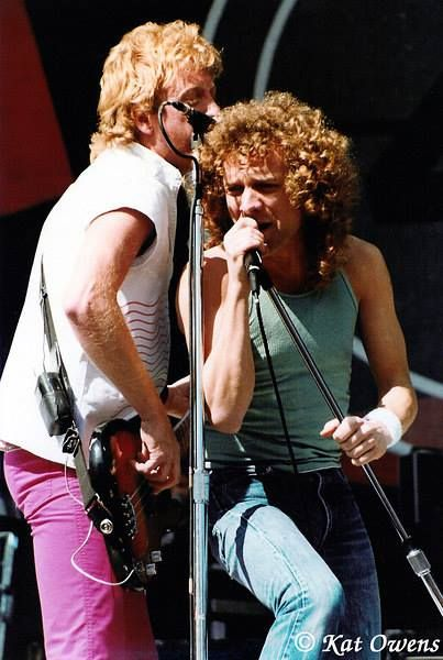 Lou Gramm, Foreigner photo by Kate Owens