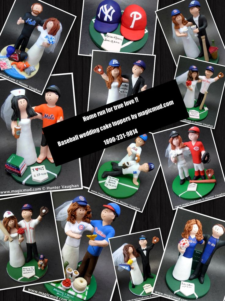 Baseball fans wedding cake toppers by www.magicmud.com 1 800 231 9814 magicmud@magicmud... blog.magicmud.com twitter.com/... $235 #wedding #cake #toppers #custom #personalized #Groom #bride #anniversary #birthday #weddingcaketoppers #cake-toppers #baseball #figurine #gift #wedding-cake-toppers http://custom-wedding-cake-toppers.tumblr.com/ http://instagram.com/weddingcaketoppers https://www.facebook.com/PersonalizedWeddingCakeToppers https://twitter.com/caketoppers