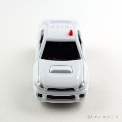 #TAKARATOMY #Tomica #52 Subaru Impreza Unmarked #PoliceCar #Toy