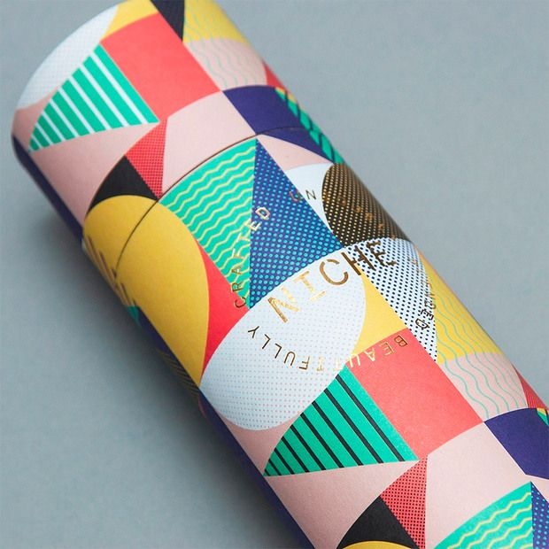Niche Tea - IWant Design