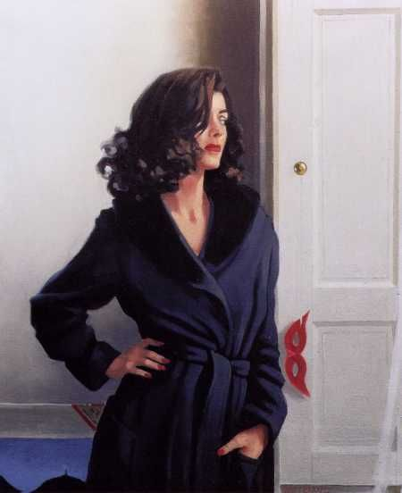 Dressed to Kill by Jack Vettriano http://jackvettriano.com