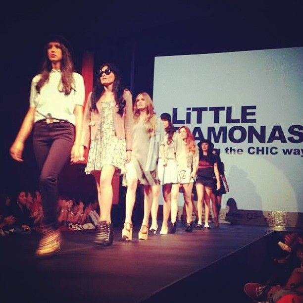 LiTTLE RAMONAS SS 14 // Surf and Wax
