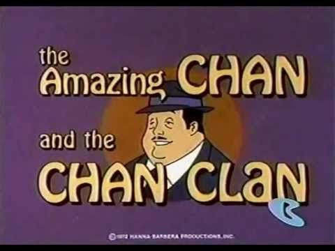 The Amazing Chan and the Chan Clan (sometimes abbreviated as The Amazing Chan Clan) was an American Saturday morning animated cartoon series produced by Hanna-Barbera Productions in 1972, based upon the Charlie Chan movie series. KEYE LUKE PROVIDED THE VOICE FOR CHARLIE CHAN THE FIRST TRUE ORIENTAL TO PORTRAY THE PART