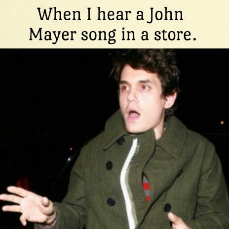John Mayer songs