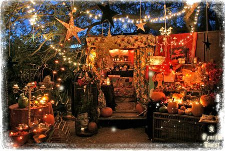 Halloween Fortune Teller Party At The Gypsy Garden T R A