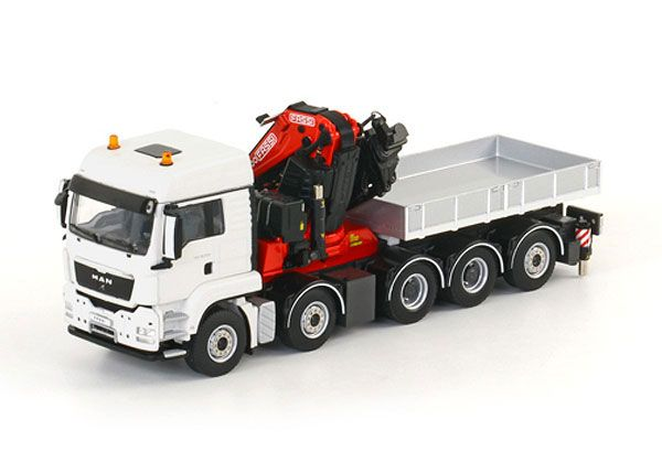 3000toys.com Details that Matter: WSI's Man TGS LX with Fassi F1300XP Knuckle Boom Crane