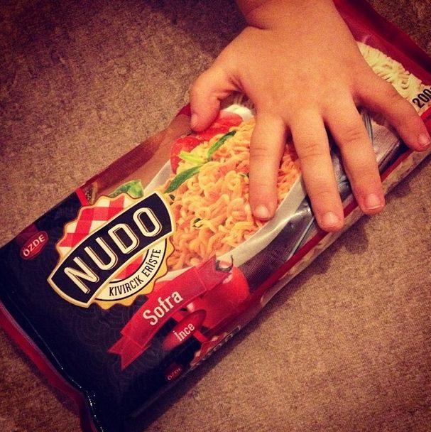 Siz de #Nudo lezzetini bir kez tadıp asla vazgeçemeyenlerden misiniz?