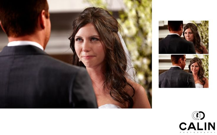 Toronto Wedding Photographer - berkeley-church-wedding-candid-photos:    These three closeup photos show a succession of emotions. In all three of them I photographed over the groom's shoulder, and the focus is on the bride.&nbsp,    The first image shows the stunning bride looking straight into the groom's eyes and almost tearing up.&nbsp,    In the second photo, the bride looks away, probably trying to compose herself. When she manages to calm down, she smiles and looks at her…