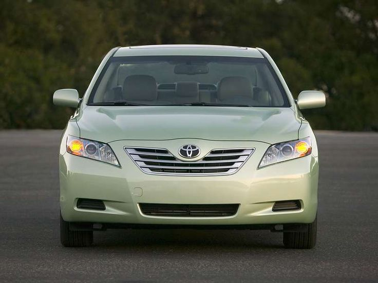 Toyota Camry 2006-2011 car service manuals