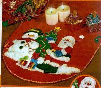 25 best ideas about manteles de mesa on pinterest - Manteles para navidad ...