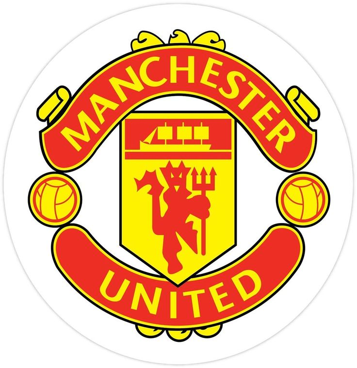 FC MANCHESTER UNITED *Many Sizes* EPL Football Soccer Vinyl Sticker Decal