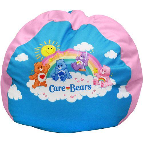 Care Bears Pink Bean Bag - Walmart.com