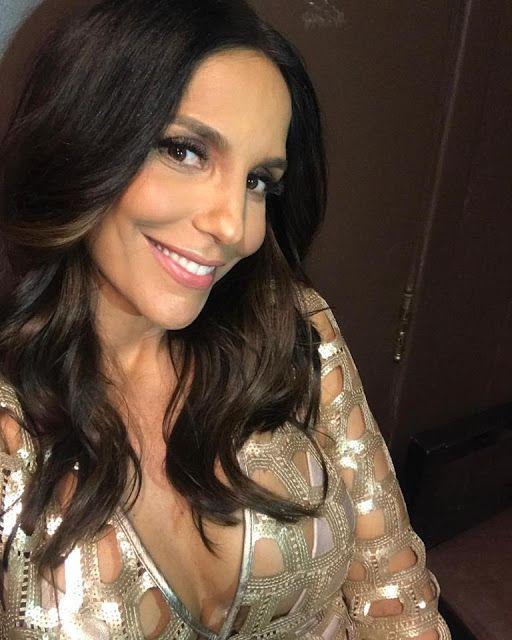 Ivete Sangalo anuncia gravidez de gêmeos, confira - Antenados