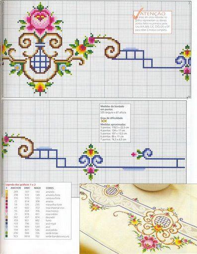 Table Cloth & Bedspread - Majida Awashreh - Λευκώματα Iστού Picasa