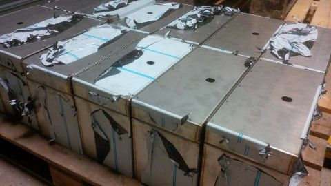 Stainless steel sheet metal fabrications http://www.vandf.co.uk/sheet-metal-fabrications/
