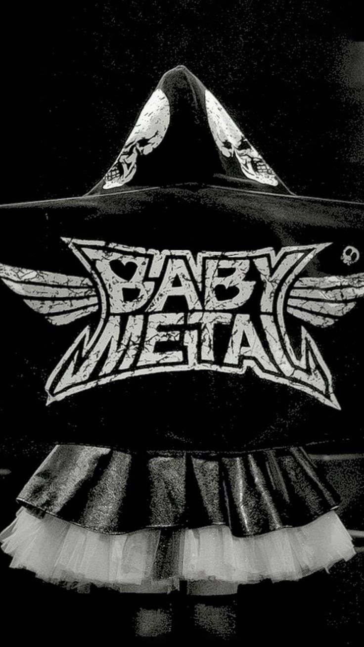 BABYMETAL iPhone Wallpaper ベビーメタル