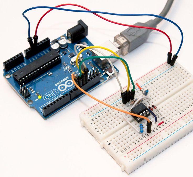 Сегодня мы создадим игру - угадайку с датчиками в Arduino. Для этого нам понадобится: - Arduino UNO - Потенциометр - FlexMeter - 2x 10K Ом резисторы Если вы хотите, вы можете добавить больше датчиков, но это будет уже более сложной задачей. Итак, начнем! Шаг 1  В этом шаге мы добавляем потенциометр.Как вы можете видеть, мы добавили резистор на выходе потенциометра тк по какой-то причине у нас получились странные значения от потенциометра без резистора. Шаг 2  В этом шаге мы добавим…