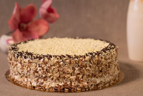 Tort krantz ca la cofetărie | Retete culinare - Romanesti si din Bucataria internationala