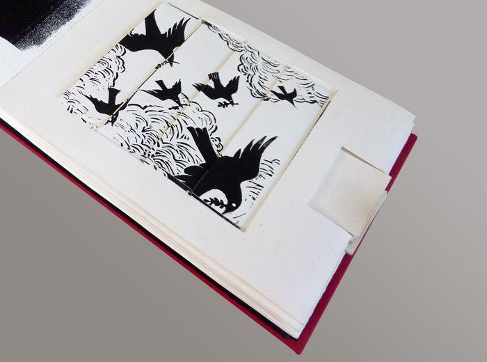 Kelly Murphy Illustration | Artist Book: Novus Ordo Seclorum