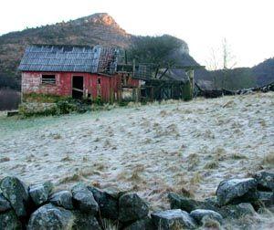Hommersåk - Maudland - Lundekvam