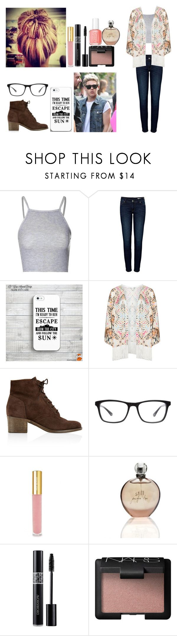 """Festival w/ Niall"" by depystyles13 ❤ liked on Polyvore featuring Glamorous, Anine Bing, Mat, Monsoon, Joseph Marc, Isaac Mizrahi, JLo by Jennifer Lopez, Christian Dior, NARS Cosmetics and Essie"