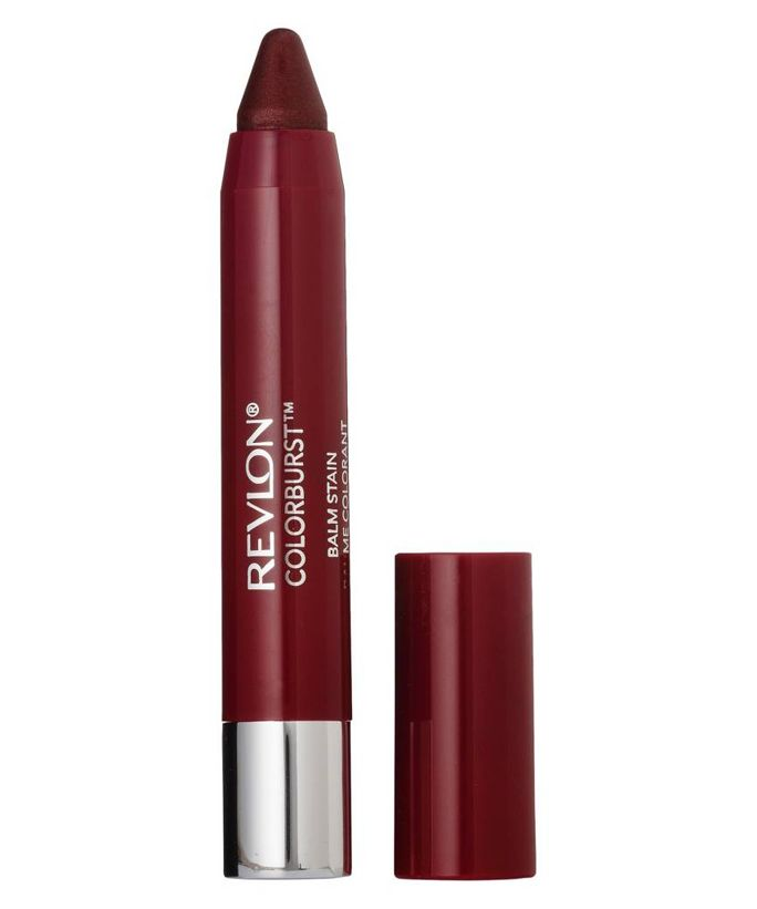 8 Celebrity Makeup Artists' Favorite Drugstore Beauty Finds - Revlon ColorBurst Balm Stain in Crush    from InStyle.com