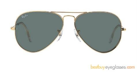 Aviator shades.