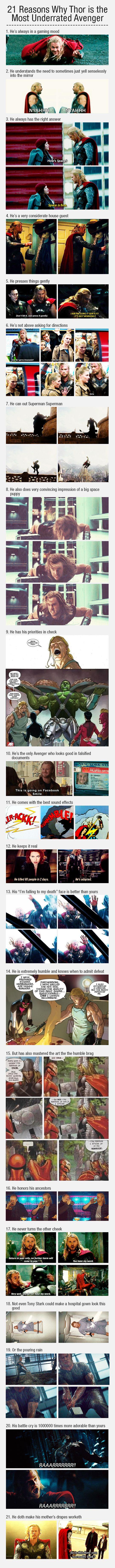 Ya entendí..es un amors ....pero sigo amando a Loki