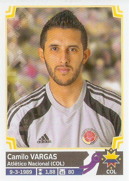 232 - Camilo Vargas - Colombia - Copa America 2015