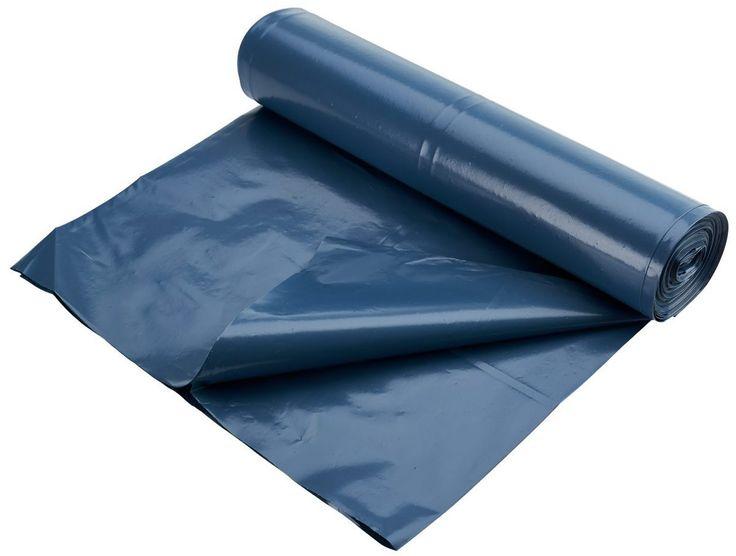 Byggavfallssekker, 10 stk. - Søppelsekk Søppelpose Byggsøppelsekk Avfallspose - Biltema
