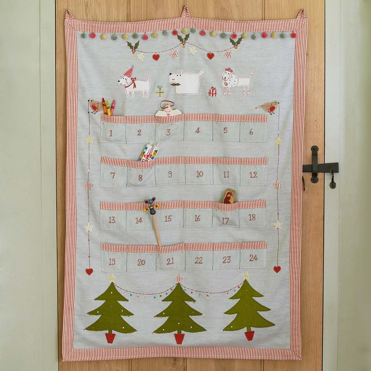 Susie Watson christmas advent calendar
