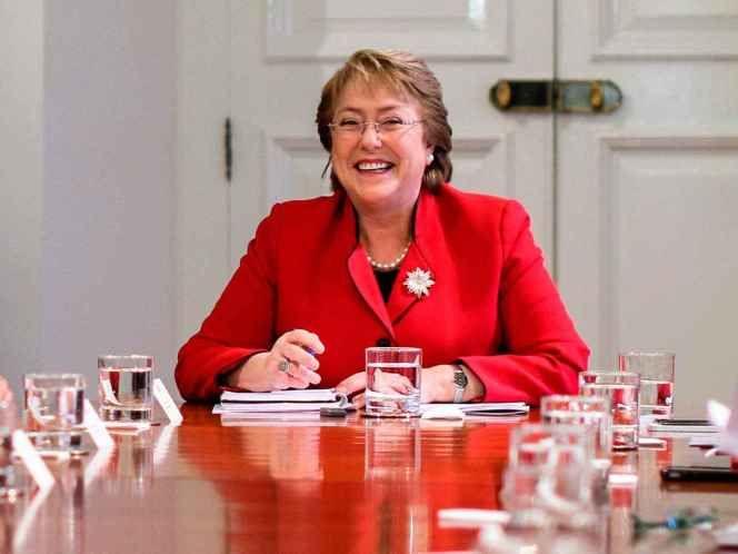 Michelle Bachelet (© UPI)