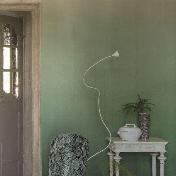 Tapeta Designers Guild Patterned Wallpaper Vol. I P600/07 Saraille Pale Jade