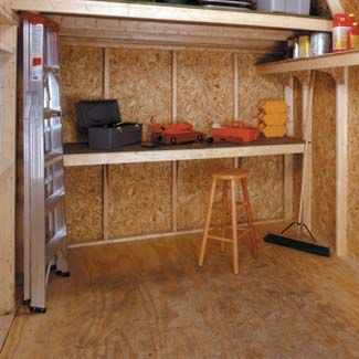 organizing tool shed | Accessories for a Beautiful & Fully Functional Shed
