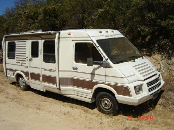 renault trafic usa winnebago lesharo camping car pinterest camping. Black Bedroom Furniture Sets. Home Design Ideas