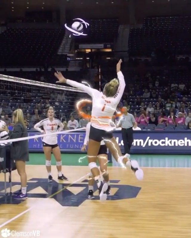 Volleyball Spike The Basics For Attacking The Ball Hard For Points Volleyball Tips Volleyball Skills Volleyball Drills