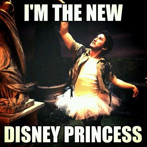 They should make Mark a Disney princess.... I WOULD SO WATCH THAT MOVIE!!!