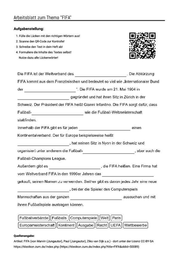 Charmant Arbeitsblatt Für Die Mittelschule Bilder - Super Lehrer ...