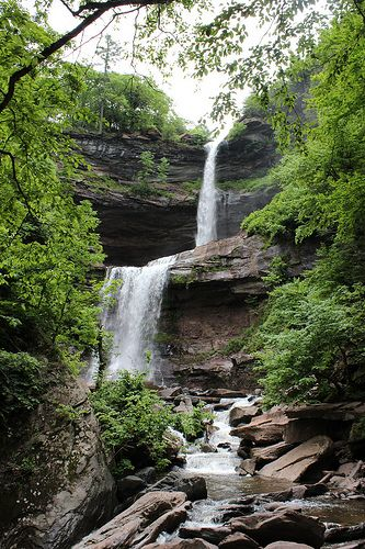 Kaaterskill Falls (Catskill Mountains, NY)