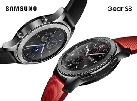 IFA 2016: SAMSUNG Gear S3 classic and Gear S3 frontier smartwatches announced…